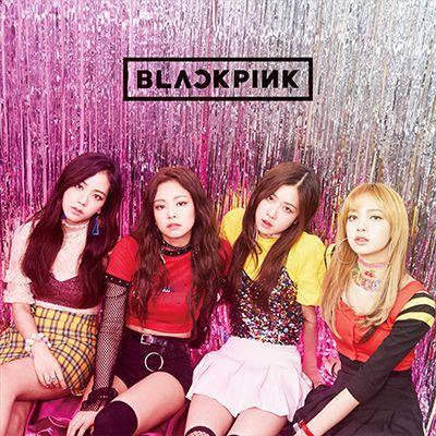 BLACKPINK【イベント限定盤[ジャケットA]】(CD)