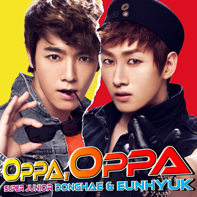 Oppa, Oppa【E.L.F-JAPAN盤】