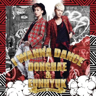 I WANNA DANCE(E.L.F-JAPAN盤)