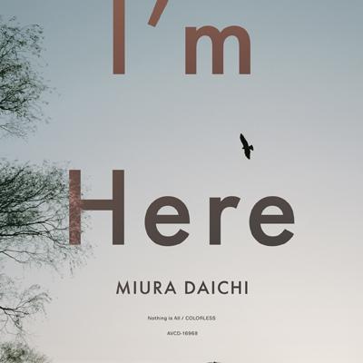 I'm Here(CD)