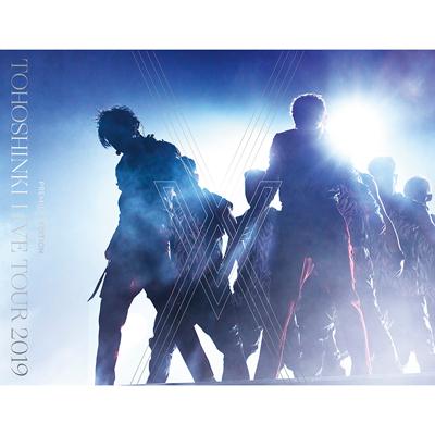 東方神起 LIVE TOUR 2019 ~XV~ PREMIUM EDITION【初回限定盤】(Blu-ray2枚組)