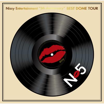 <11月末頃お届け>【Nissy盤】Nissy Entertainment