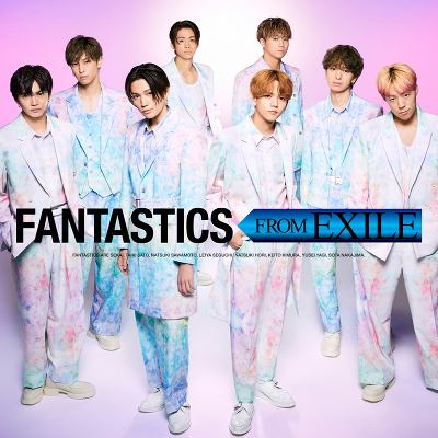 FANTASTICS FROM EXILE(CD+DVD)