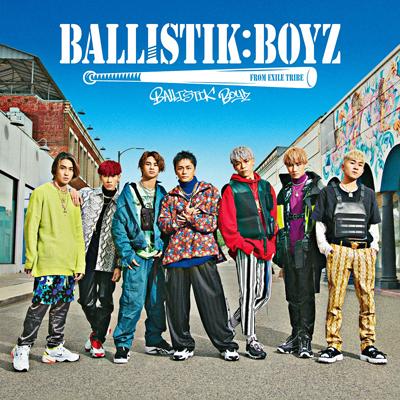 BALLISTIK BOYZ(CD+DVD)
