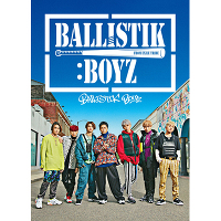 BALLISTIK BOYZ from EXILE TRIBE デビュー・アルバム