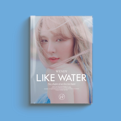 【韓国盤】Like Water(CD)<Photo Book Ver.>