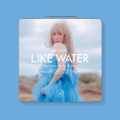 【韓国盤】Like Water(CD)<Case Ver.>