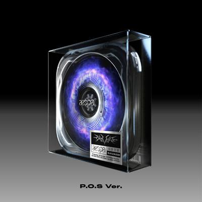 【韓国盤】The 1st Mini Album『Savage』【P.O.S Ver.(CD)】