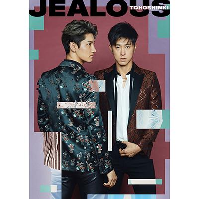 Jealous【初回限定豪華盤】(CDシングル+PHOTOBOOK)(スマプラ対応)