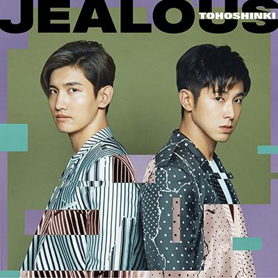 Jealous【初回盤】(CDシングル)(スマプラ対応)