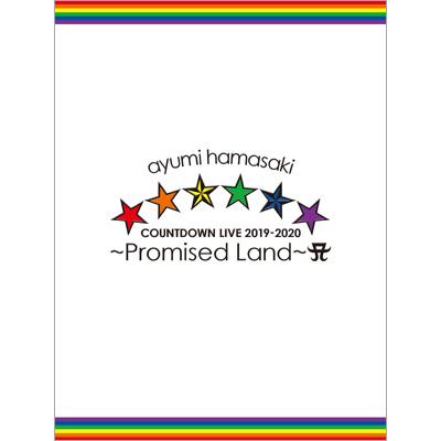 【初回生産限定盤】ayumi hamasaki COUNTDOWNLIVE 2019-2020 ~Promised Land~ A(Blu-ray+2CD+グッズ)