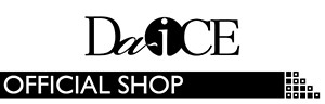 Da-iCE OFFICIAL SHOP