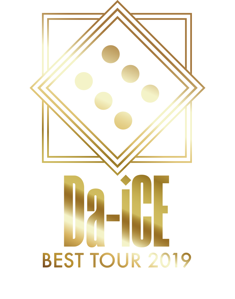 Da-iCE BEST TOUR 2019 OFFICIAL GOODS