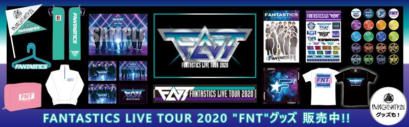 FANTASTICS LIVE TOUR 2020