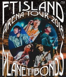 8/22 FTISLAND SG+DVD&Blu-ray