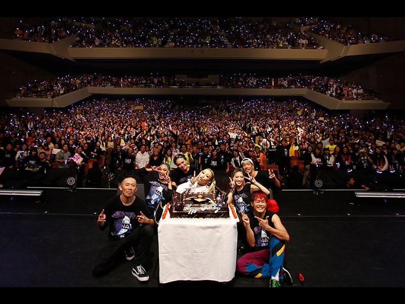 KODA KUMI LIVE TOUR 2018-DNA-