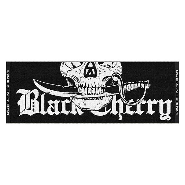 スポーツタオル Black Cherry