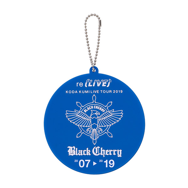 ラバーコースターBlack Cherry(キーホルダー)