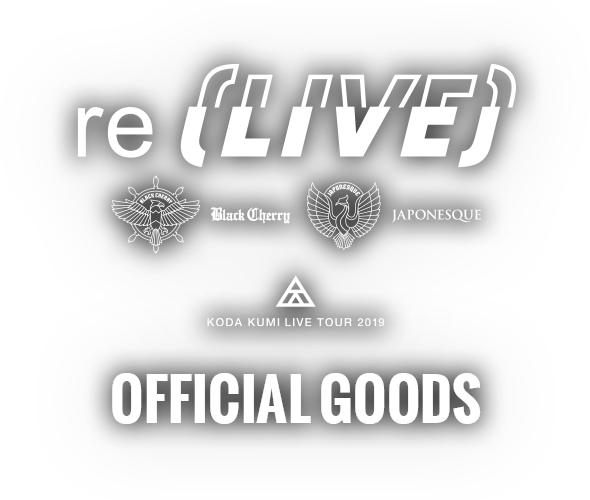 re[LIVE] OFFICIAL GOODS
