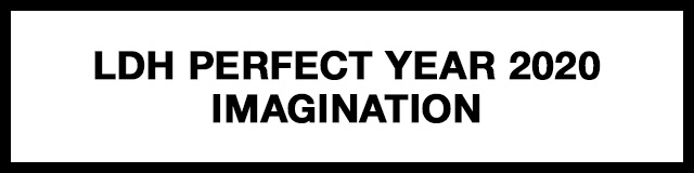 LDH PERFECT YEAR 2020 IMAGINATION