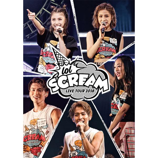 lol live tour 2018 -scream- DVD