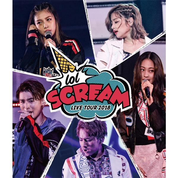lol live tour 2018 -scream- Blu-ray