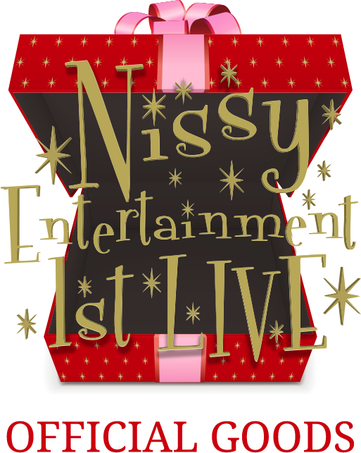 Nissy Entertainment 1st LIVE OFFICIAL GOODS