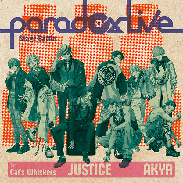 """「Paradox Live Stage Battle """"JUSTICE""""」"""