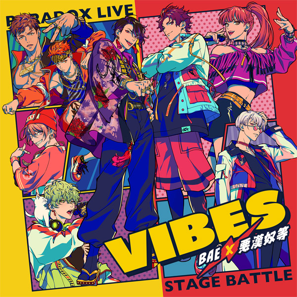 """「Paradox Live Stage Battle """"VIBES""""」"""