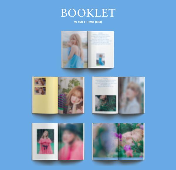 ブックレット128P