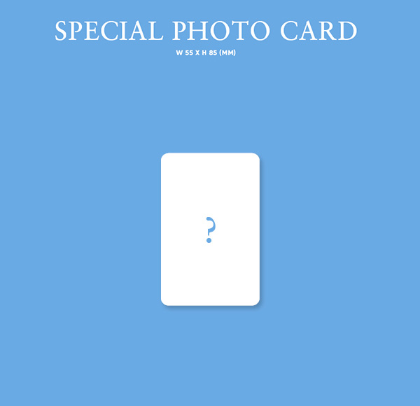 スペシャルフォトカード
