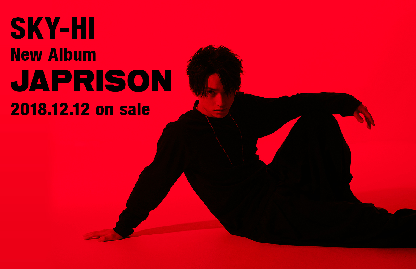 SKY-HI New Album『JAPRISON』