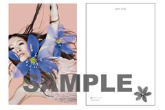 「LOVE HONEY TOUR 2017 ~誘惑の香りにYOUワクワク~」オリジナルポストカード