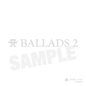 A BALLADS 2 オリジナルカード