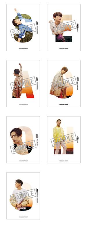 『オリジナルポスター』(全7種からランダム1枚 / A4サイズ)