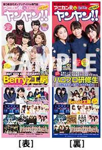 PR用ポスター(Berryz工房/ハロプロ研修生 )