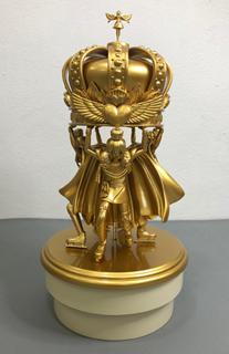 金のオバレ像 (1名様)