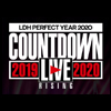 "LDH PERFECT YEAR 2020 COUNTDOWN LIVE 2019→2020""RISING""特集"