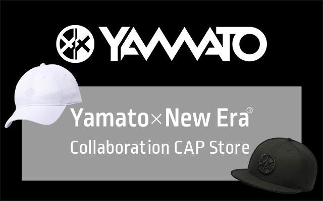 Yamatoキャップ