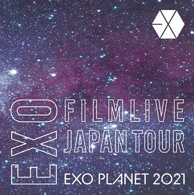EXO FILMLIVE JAPAN TOUR - EXO PLANET 2021 - GOODS