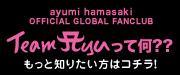 浜崎あゆみ オフィシャルファンクラブ TeamAyu